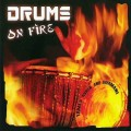 СD James Asher & Sivamani - Drums On Fire (Барабаны в огне) / new age, world music, ethno, percussion (Jewel Case)